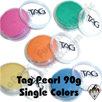 TAG Pearl 90 Gram Face & Body Art Paints