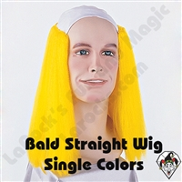 Clowning | Apparel | WIGS | Bald Straight