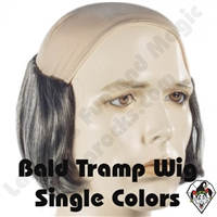 Clowning | Apparel | WIGS | Bald Tramp Wigs