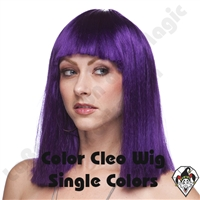 Clowning | Apparel | WIGS | Color Cleo Wigs