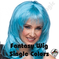 Clowning | Apparel | WIGS | Fantasy Wigs