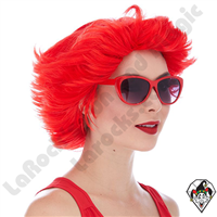 Clowning | Apparel | WIGS | Fun Flip Wigs