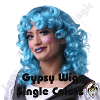 Clowning | Apparel | WIGS | Gypsy Wigs