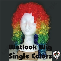 Clowning | Apparel | WIGS | Wetlook Wigs