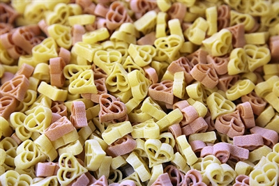 Pastosa Fresh Heart Shaped Pasta