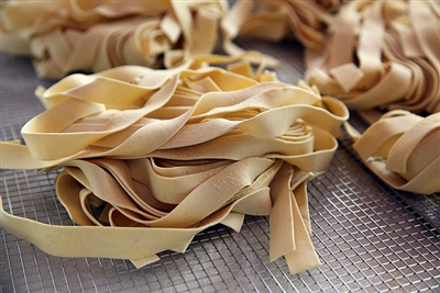 Pastosa Pappardelle Curbside