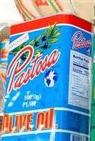 Pastosa 3 L Pure Olive Oil Tin Curbside