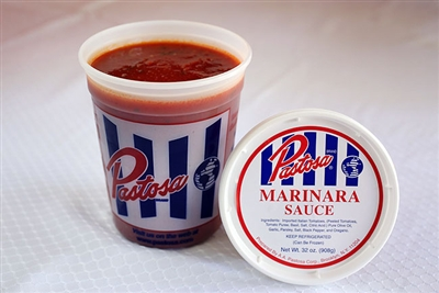 Pastosa Marinara Sauce - 1 Quart Curbside
