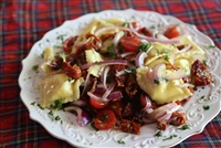 Recipe - Summer Ravioli Salad