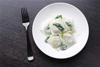 Medium Square Spinach Ravioli