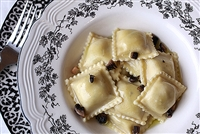 Medium Square Truffle Ravioli