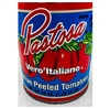 Pastosa Brand Imported Italian Whole Peeled Tomatoes Case Curbside
