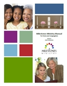 Adult Milestones Ministry Manual (Series B) Binder