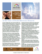 At the Time of Death Milestone Moment Download