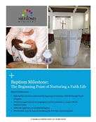 Baptism Milestone Module Download