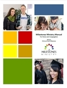 Child and Youth Milestones Ministry Manual (Series A) Printed with Binder plus CD