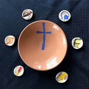 Faith Formation Blessing Bowl Set