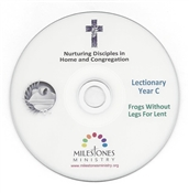 Frogs Without Legs for Lent (Series C) CD