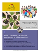 Faith Community Milestone Module Download