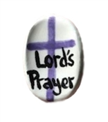 Lord's Prayer Stone for Gifting