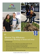 Mission Trip Milestone Module Download