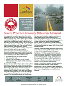 Severe Weather Recovery Milestone Moment Download