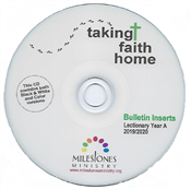 Taking Faith Home Year A 2019-2020 CD
