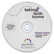 Taking Faith Home Year B 2020-2021 CD