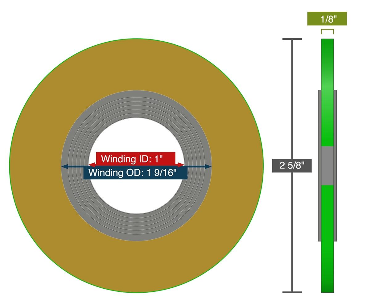 EQSW 304 SS/Flexible Graphite Gasket - 300 LB - 3/4