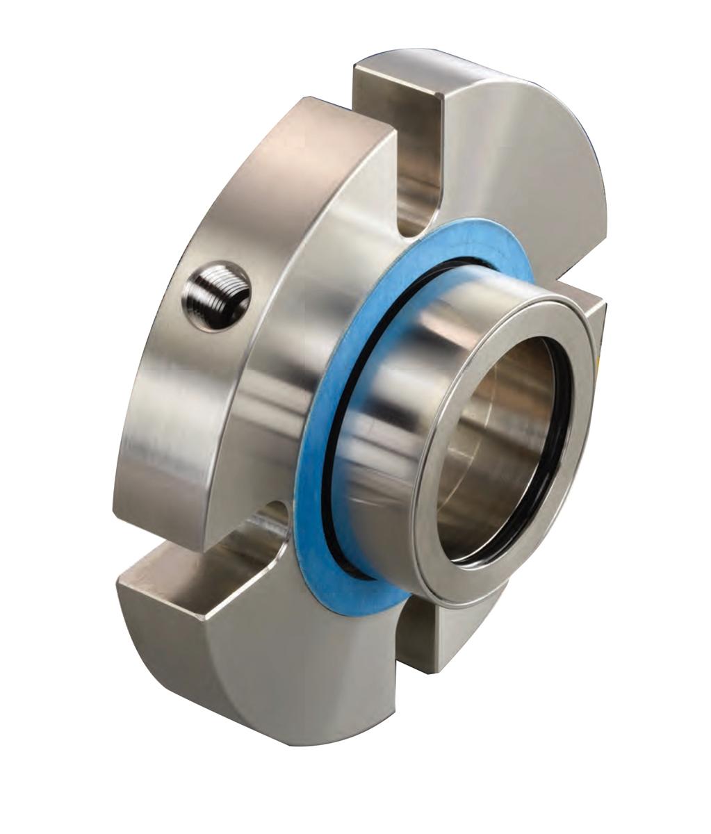 Fluid Sealing International - Series 1015 - Mechanical Seal - 1 125