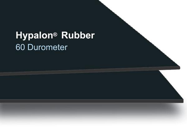 60 Durometer Hypalon® Sheet - 3/16