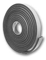 "SCE-42 Closed Cell Blend Sponge Roll PSA - 1/4"" x 1"" x 50 Ft."