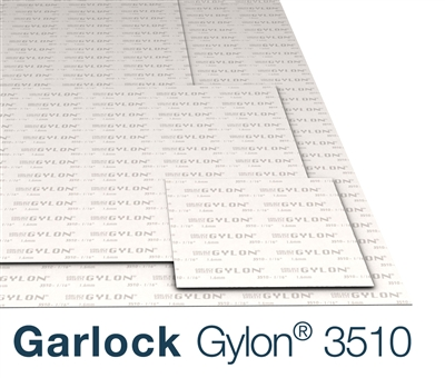 Garlock Gylon 3510 Sheets