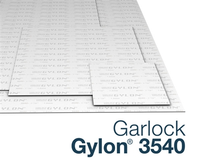 Garlock Gylon® 3540 Gasket Sheet