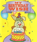 My Birthday Wish hard cover only