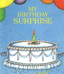 .My Birthday Surprise (cover only)