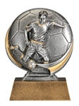 Motion Extreme Male Soccer 3-D 5 inches