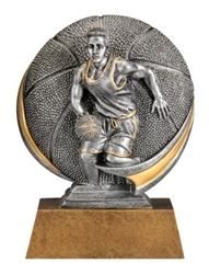 Motion Extreme Male Basketball 3-D 5 inches