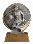 Motion Extreme Female Basketball 3-D 5 inches