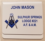 Masonic Pocket Badge - MEMBER