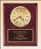 "American Walnut Quartz Clocks 10 1/2"" x 13"""