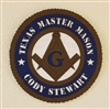 Texas Master Mason tribute