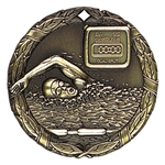 "2"" XR Medal, Swimming"