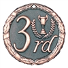 "2"" XR Medal, 3rd Place"