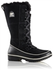 SOREL WMN TRIVOLI HIGH II BLACK