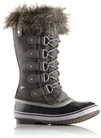 SOREL WMN JOAN OF ARCTIC QUARY BLACK