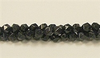 C41-06mm BLUE GOLDSTONE FACETED (DC)