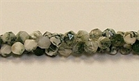 C97-06mm TREE AGATE FACETED (DC)