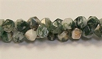 C97-08mmTREE AGATE FACETED (DC)