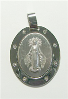 CPD41 STAINLESS STEEL PENDANT